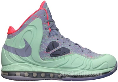Nike Air Max Hyperposite Arctic Green Release Date 2013