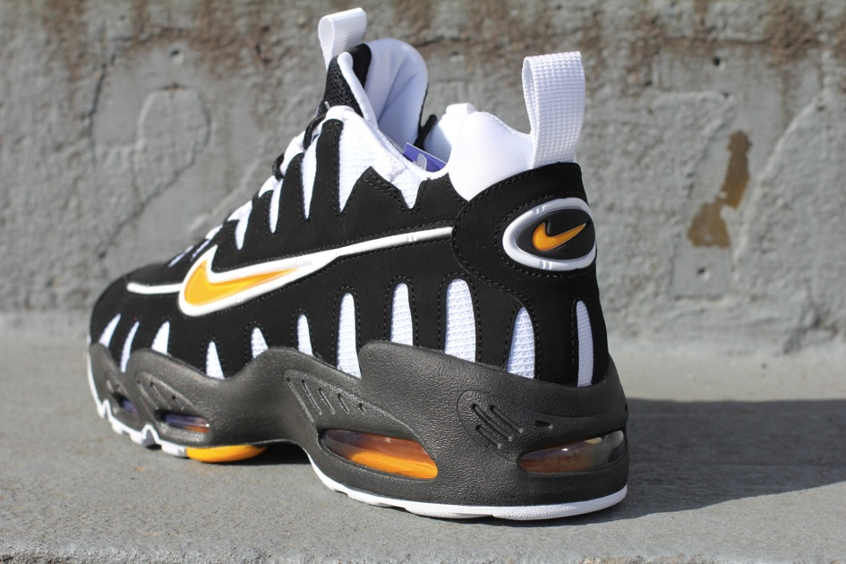 Nike Air Max NM 'Black/University Gold-White' - Now Available