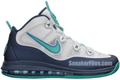 Nike Air Max Uptempo Fuse 360 Pure Platinum May 2013 Release Date