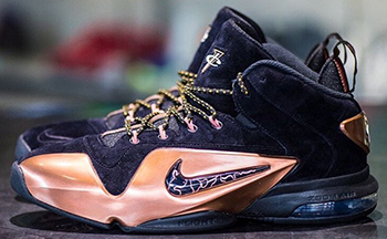 Nike Air Penny 6 Copper Release Date 2015