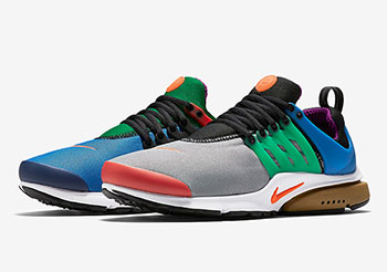 Nike Air Presto Greedy