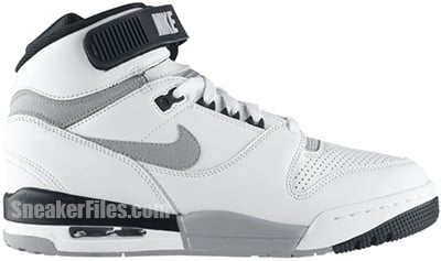 Nike Air Revolution Vintage QS Sail Wolf Grey Release Date