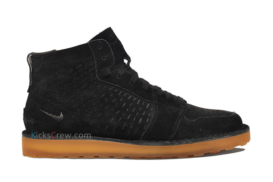 Nike Air Royal Desert Boot 'Black' - First Look