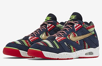 Nike Air Tech Challenge 3 Christmas Release Date