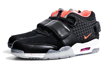 Nike Air Trainer Cruz Black Crimson Release Date