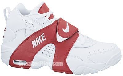 Nike Air Veer White Red Release Date
