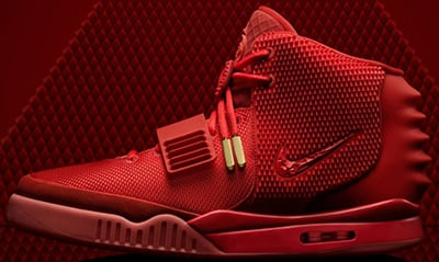 Nike Air Yeezy 2 Red October Release Date 2014