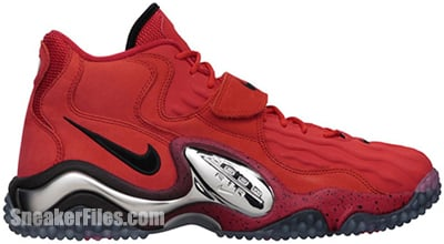 Nike Air Zoom Turf 97 Challenge Red Black March 2013 Release Date