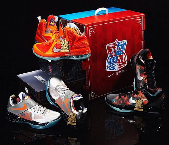 Nike Basketball All-Star Three Pack