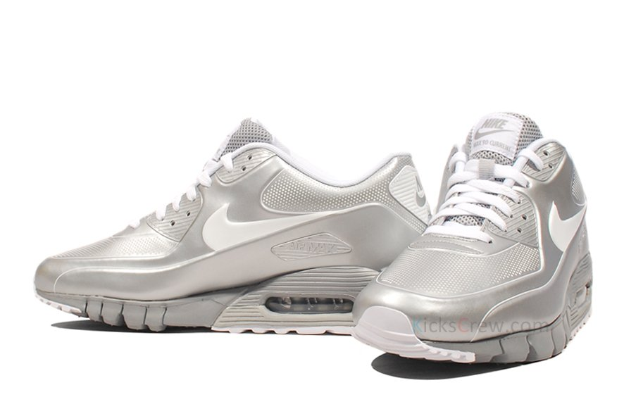 Nike Air Max 90 Current VT LSR 'Metallic Silver'