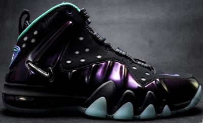 Nike Barkley Posite Max Black Eggplant Release Date 2013