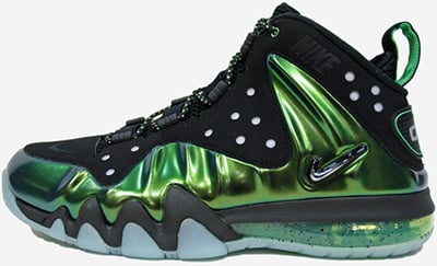 Nike Barkley Posite Max Gamma Green Release Date 2013