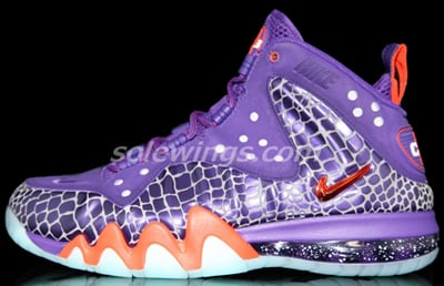 Nike Barkley Posite Max Phoenix Suns May 2013 Release Date