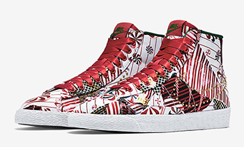 Nike Blazer Mid Christmas Release Date