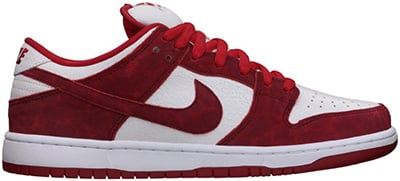 Nike Dunk Low SB Valentines Day Release Date 2014