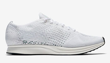 Nike Flyknit Racer White Sail Release Date
