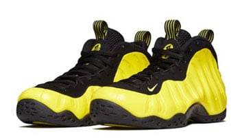 Nike Foamposite One Optic Yellow