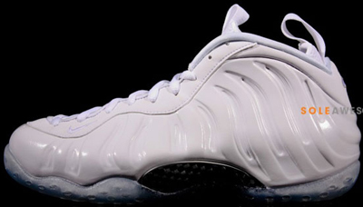 Nike Foamposite One White Out Release Date 2013