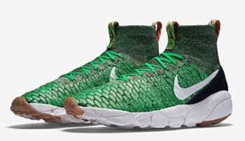Nike Footscape Magista Flyknit Gorge Green Release Date