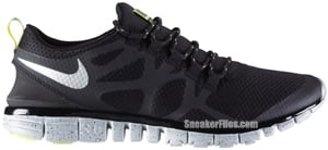 new product 9cf29 186a4 Nike Free 3.0 V3 QS Black White Release Date