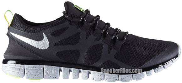Nike Free 3.0 V3 QS 'Black/White'