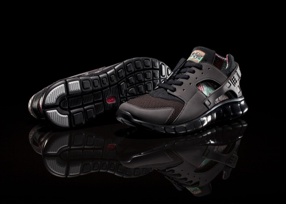 low priced 925e4 343da Nike Huarache Free 2012  Black History Month  - Official Images