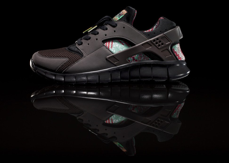 Nike Huarache Free 2012 'Black History Month' - Official Images