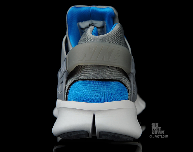Nike Huarache Free 2012 'Stealth/Neptune Blue' - Now Available