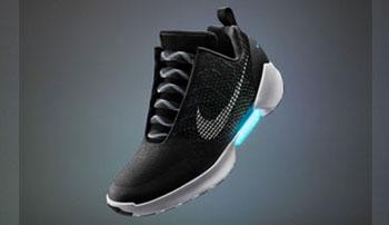 Nike HyperAdapt 1 Black Blue