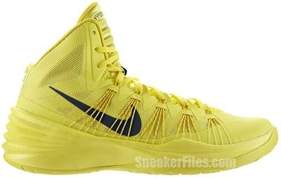 Nike Hyperdunk 2013 Sonic Yellow Release Date