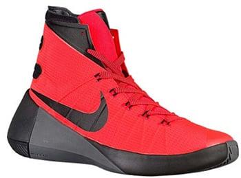 Nike Hyperdunk 2015 Bright Crimson Release Date