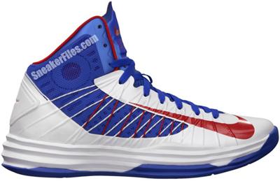 Nike Hyperdunk Australia White University Red Release Date 2012