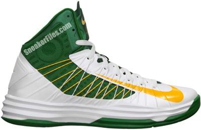 Nike Hyperdunk Brazil Olympic 2012 Release Date
