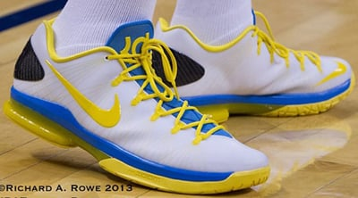 Nike KD 5 Elite Playoff Home May 2013