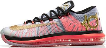 Nike KD 6 Elite Gold Release Date