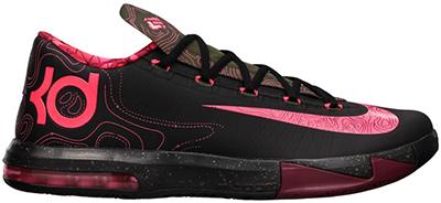 Nike KD 6 Meteorologist Release Date 2013