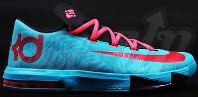 Nike KD 6 N7 Release Date