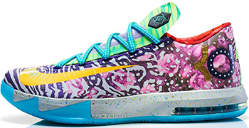 Nike KD 6 What The Release Date