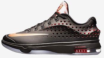 online retailer bfe35 f2f3c Nike KD 7 Elite Rose Gold