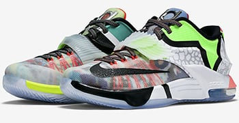 Nike KD 7 What The Release Date 2015