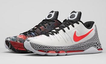 Nike KD 8 Christmas Release