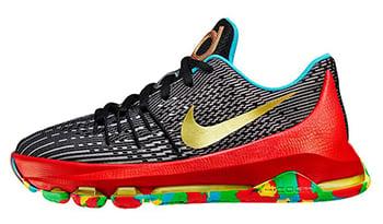 Nike KD 8 GS Money Ball Release Date 2015