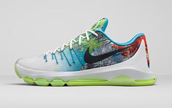 Nike KD 8 N7 Release Date 2015