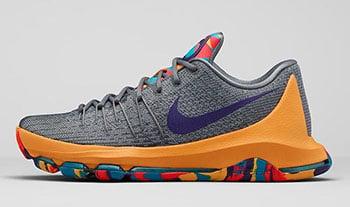 Nike KD 8 PG County Release Date