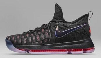 Nike KD 9 Black Red