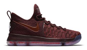 Nike KD 9 Christmas