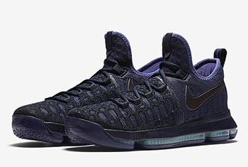 Nike KD 9 Dark Purple Dust