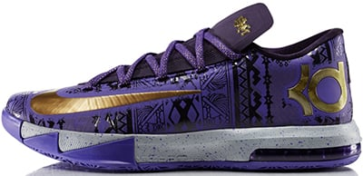 Nike KD VI BHM Black History Month Release Date 2014