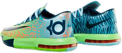 Nike KD VI Liger Release Date 2014