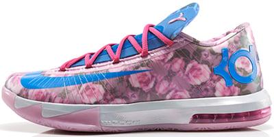 Nike KD VI Supreme Aunt Pearl Release Date 2014